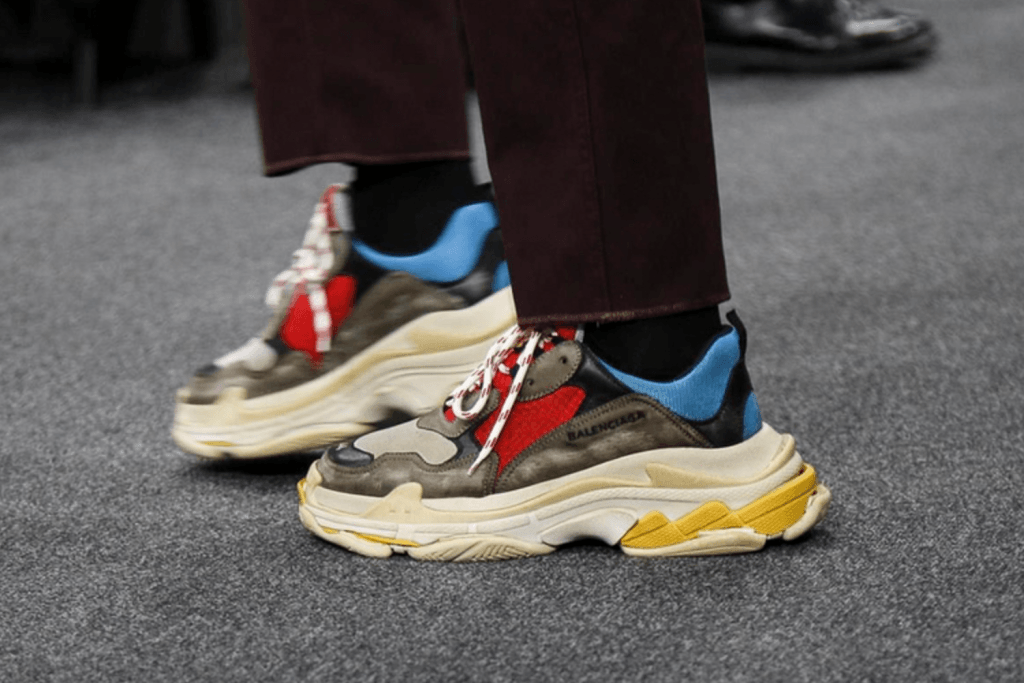 balenciaga shoes 2017