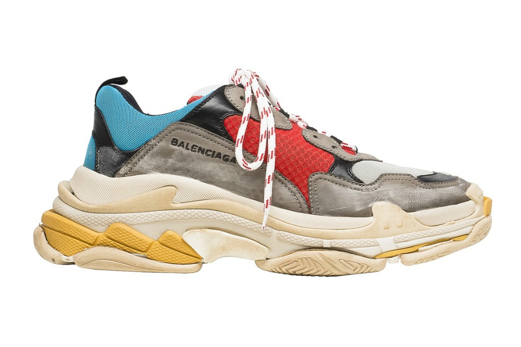new balenciaga sneakers